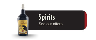 Our offers Spirits